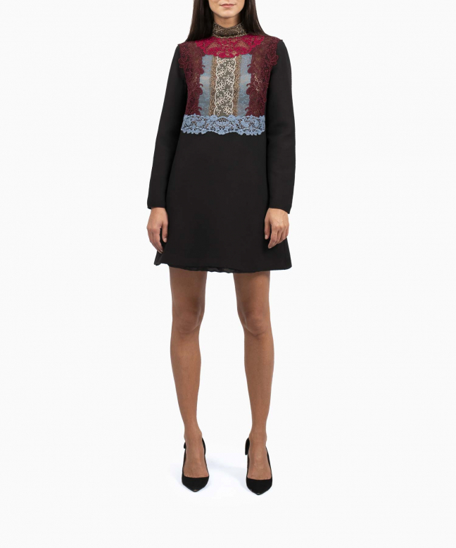 VALENTINO dress rental Gothic. 4