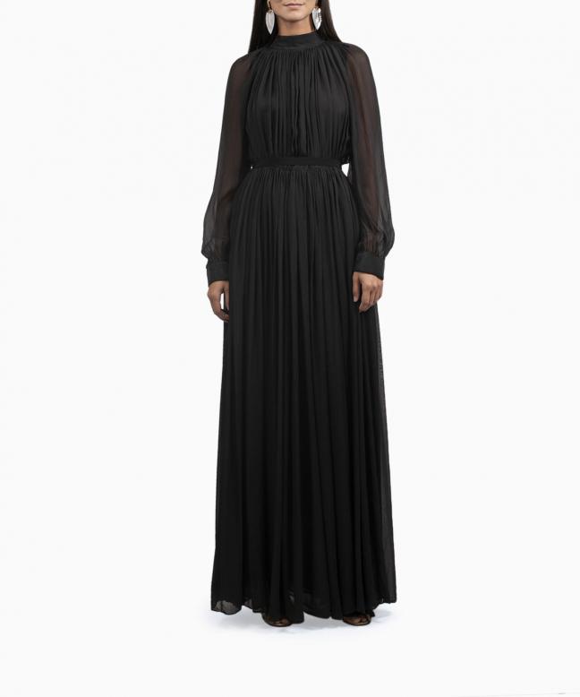 Location robe Rabih Kayrouz Bohème Noire 2
