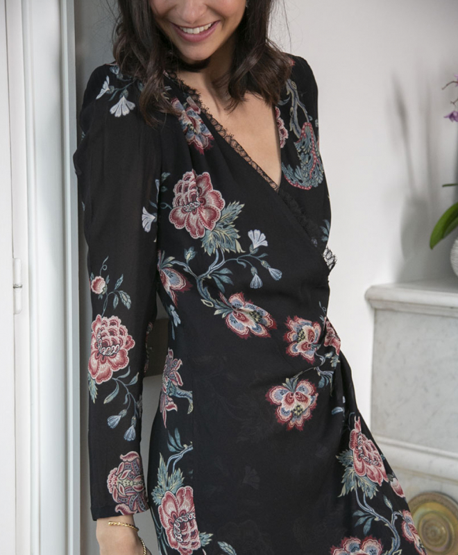 Locarion robe Pinko 4