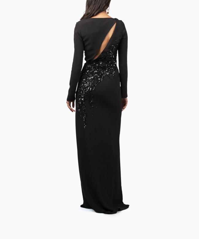 Location robe ELIE SAAB Backless 4