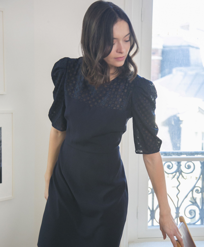 Location Robe Claudie Pierlot 3
