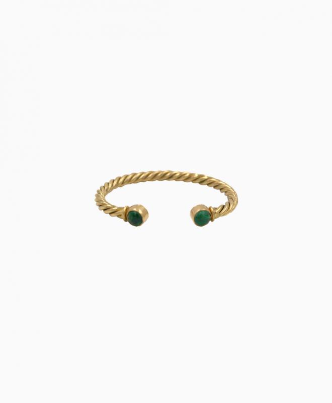 Location bracelet Sylvia Toledano Eros Vert 1