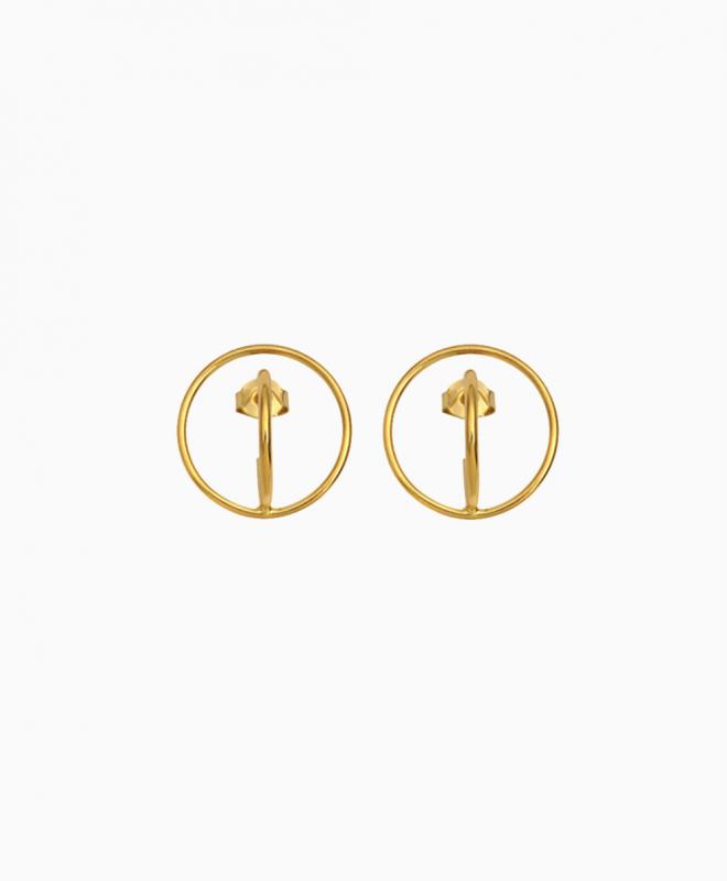 CHARLOTTE CHESNAIS  earrings rental Saturn. 1