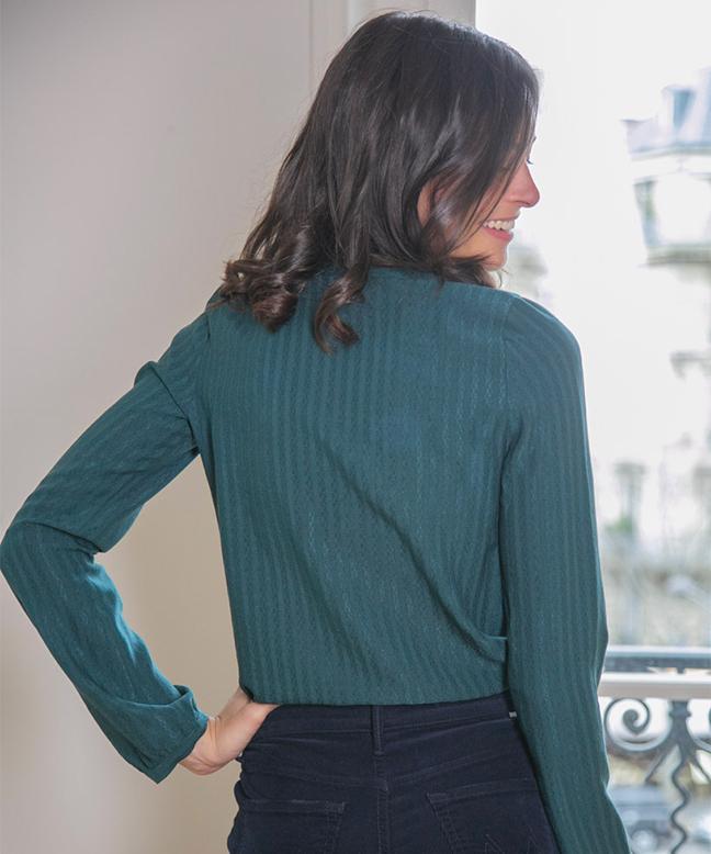 Location chemise CHLOÉ Jade 4