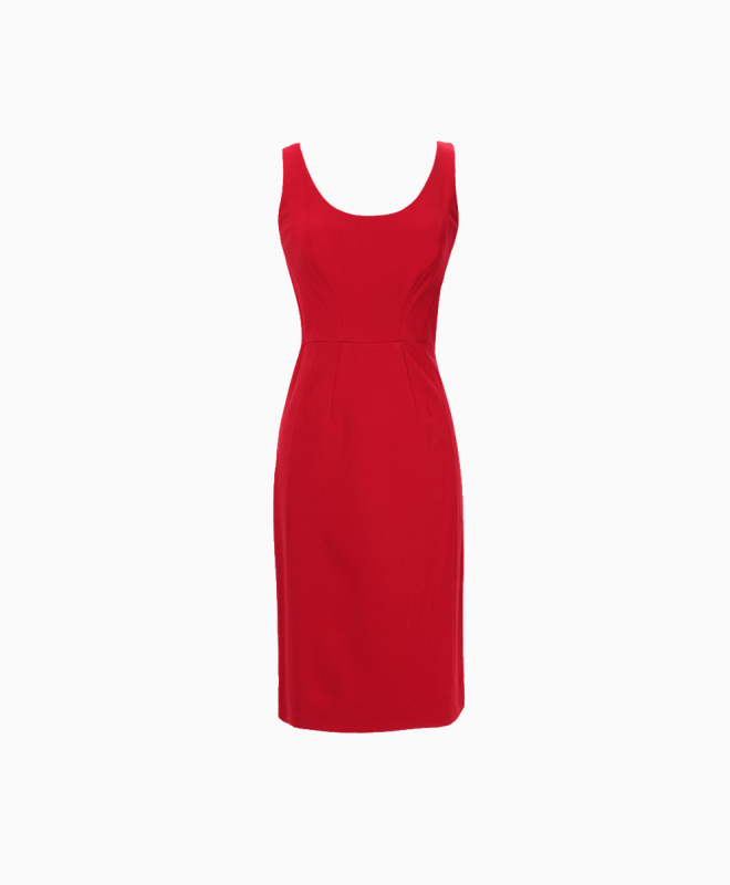 DIANE VON FURSTENBERG mid-length dress rental Geovanna. 1