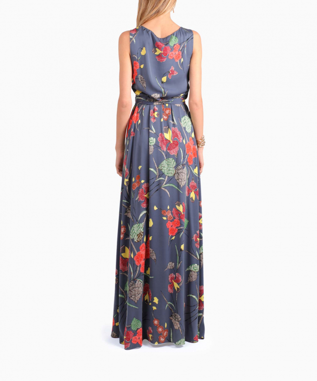 Location robe DVF Floral 3