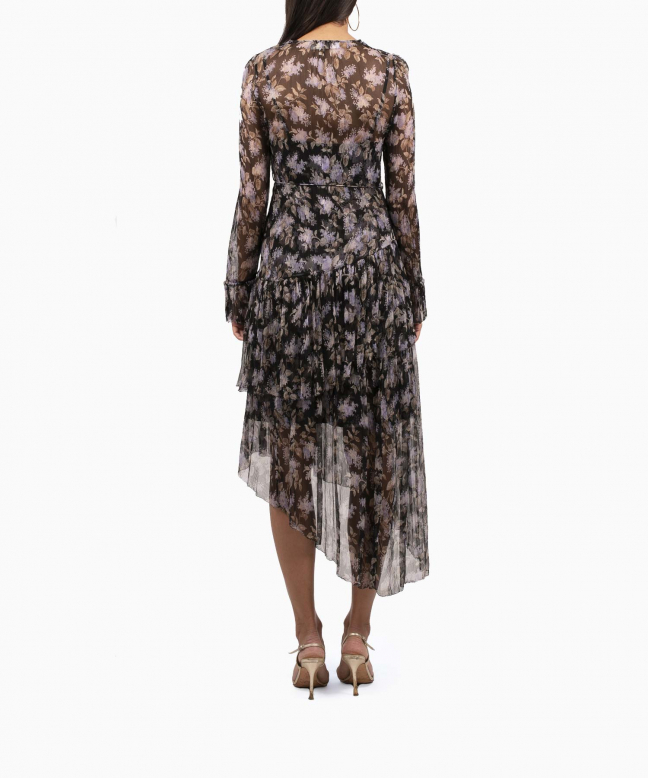 ZIMMERMANN dress rental Stranded Tier. 3