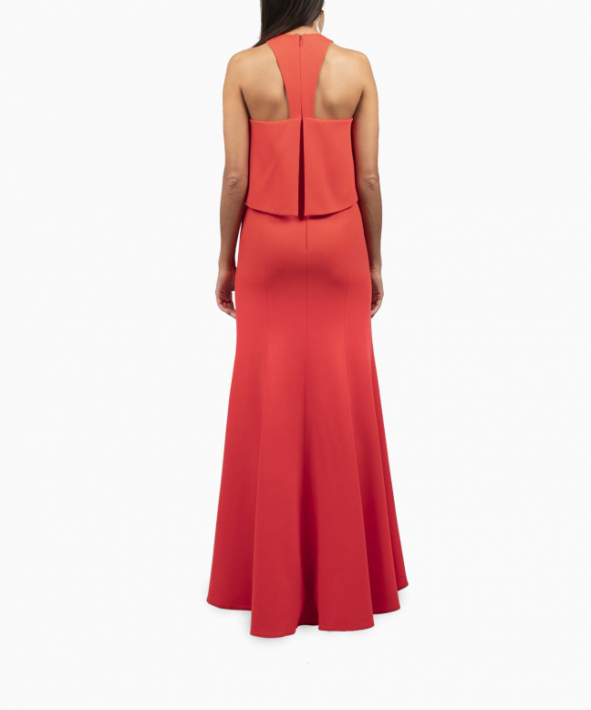 Location robe BCBG Corail 3