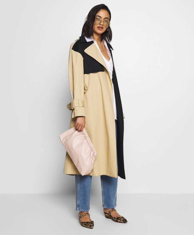 Location Trench Who What Wear 4