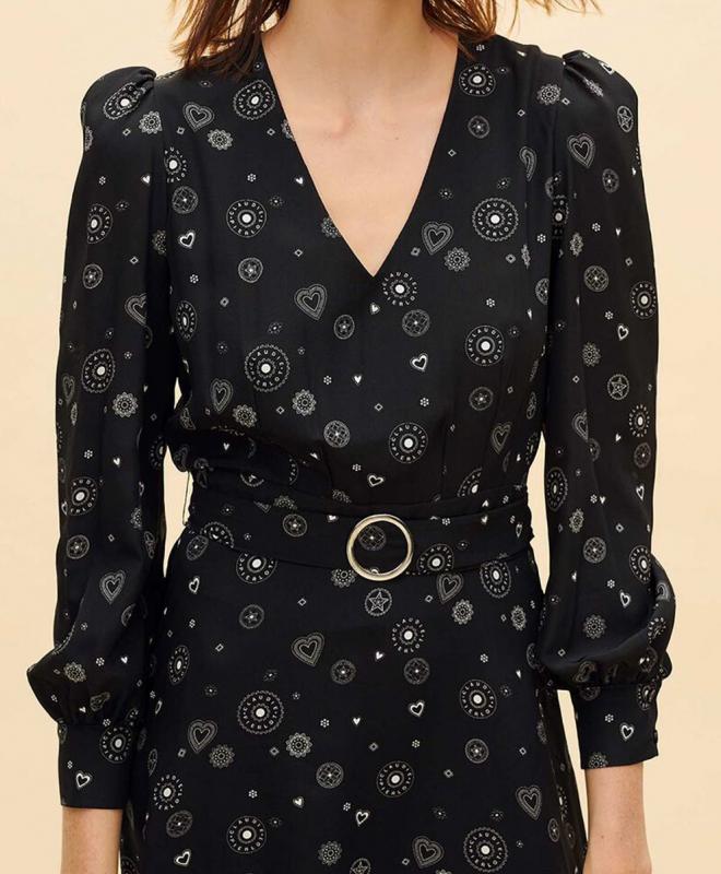 Location robe Claudie Pierlot Romani 2