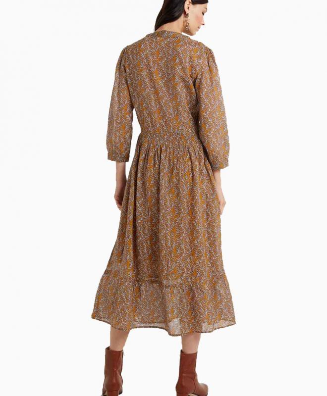 Location robe VANESSA BRUNO Magnolia 4