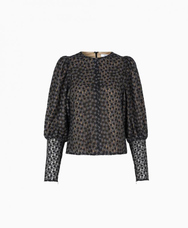 Location blouse Samsoe Samsoe Pimo 1