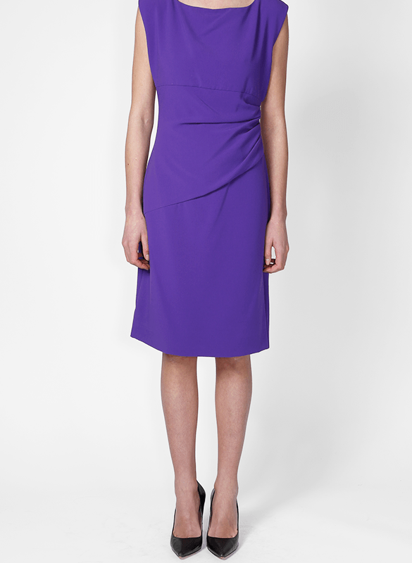 DIANE VON FURSTENBERG short dress rental Jori. 2