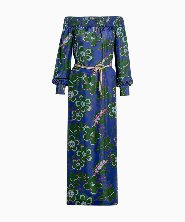 Location robe Tarita Michel Klein