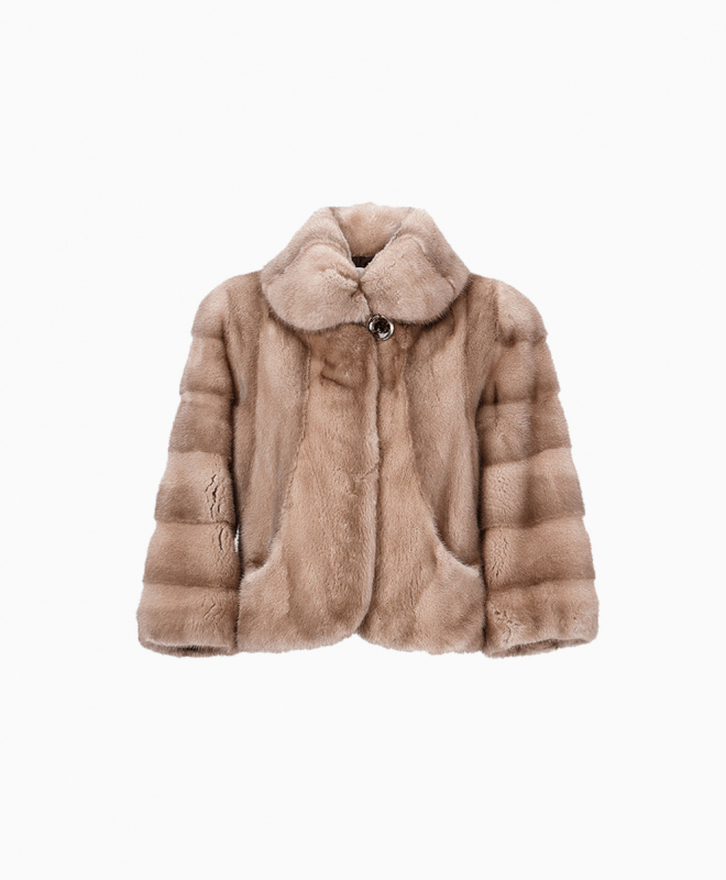 AGNÈS GERCAULT jacket rental Agnès Fur. 1