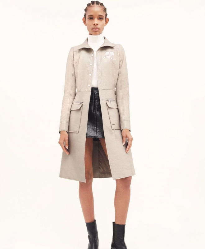 Location Trench Courreges 4