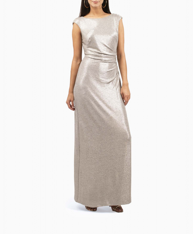 RALPH LAUREN long dress rental Ivana. 4