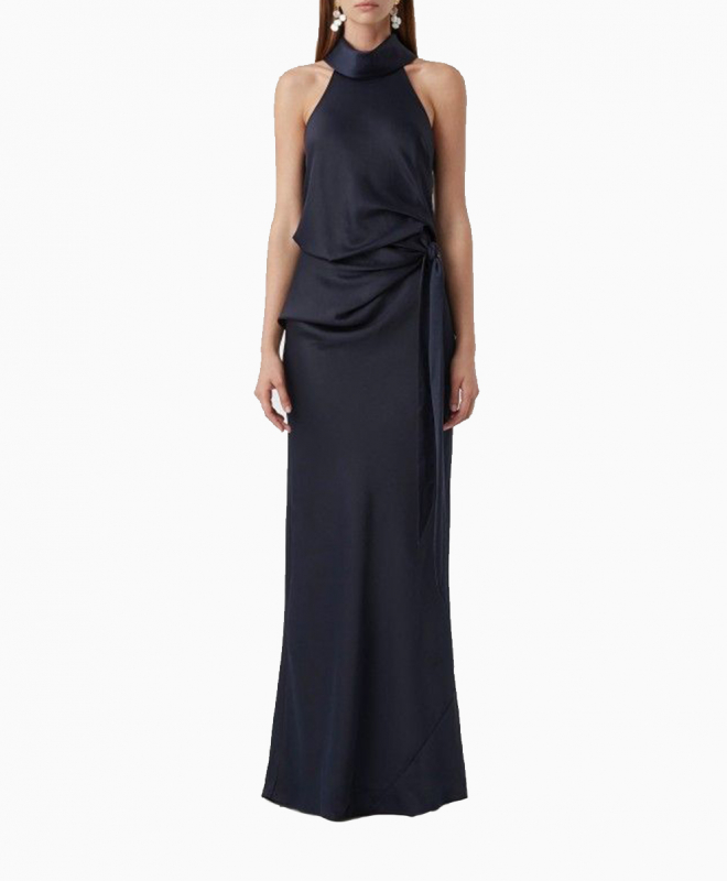 CAMILLA AND MARC long dress rental Foxglove. 2