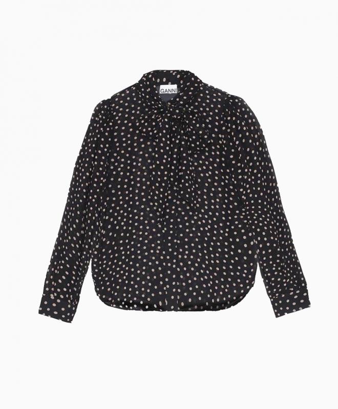 Location blouse Ganni 2
