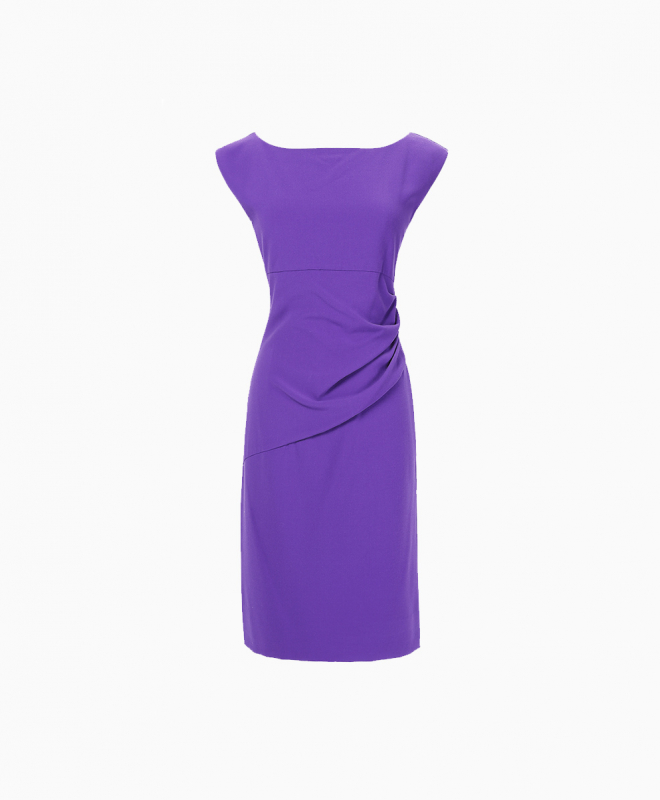 DIANE VON FURSTENBERG short dress rental Jori. 1