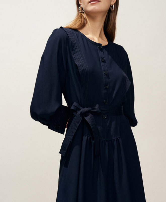 Location robe claudie pierlot rihane 3