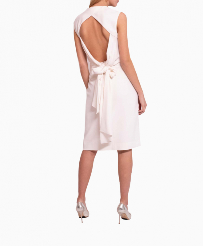 Robe courte Givenchy Backless 2