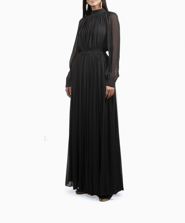 Location robe Rabih Kayrouz Bohème Noire 4