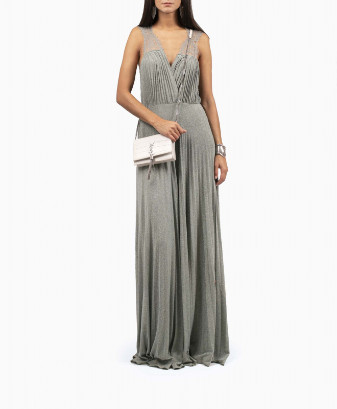 ELISABETTA FRANCHI long dress rental Greenlace. 4