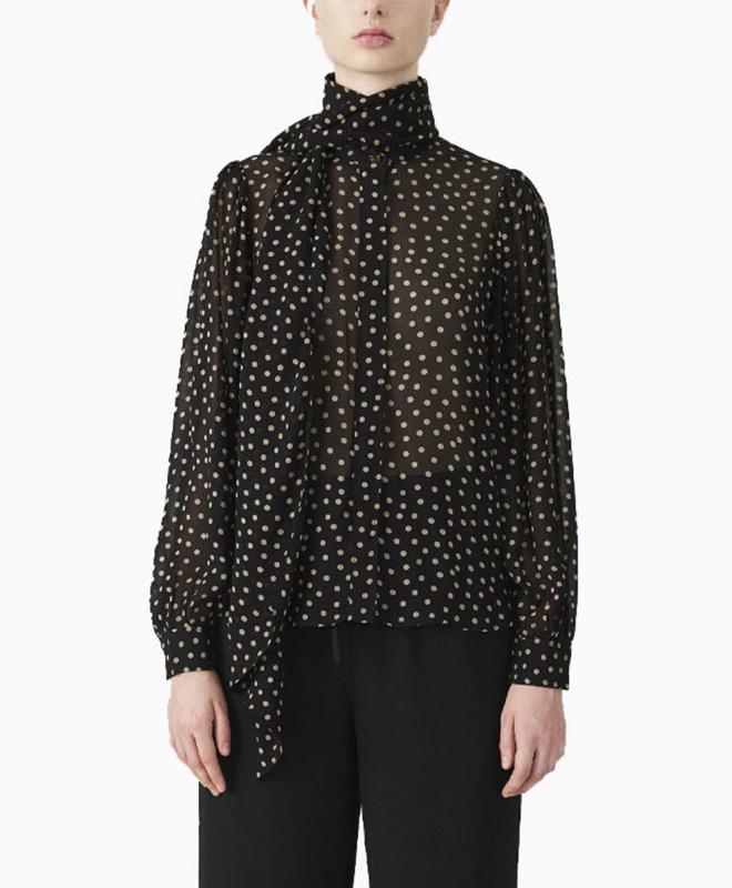 Location blouse Ganni 3