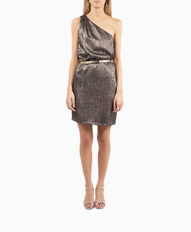 VANESSA SEWARD X APC dress rental One Shoulder. 1