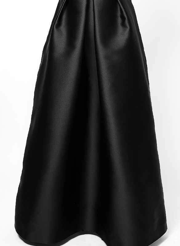 ALBERTA FERRETTI skirt rental Black Tie. 1