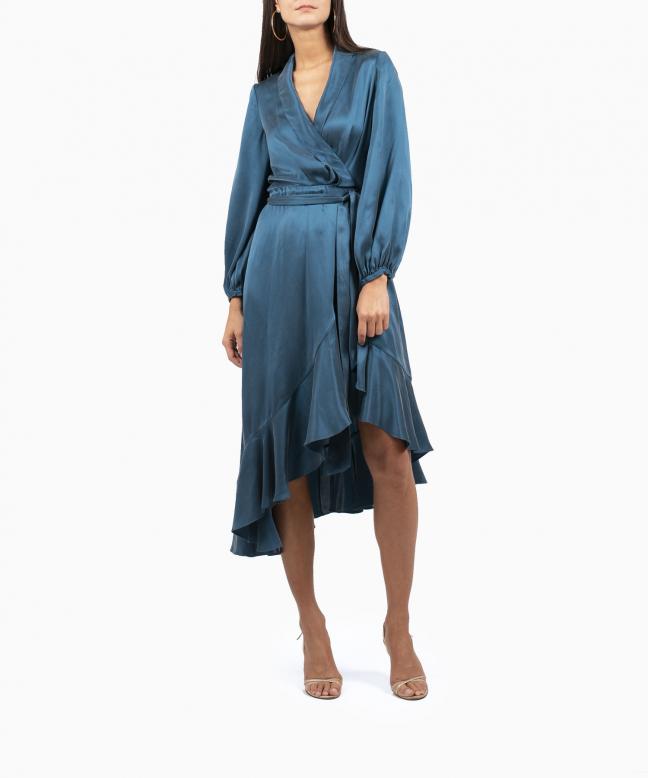 Location robe ZIMMERMANN Turquoise 2