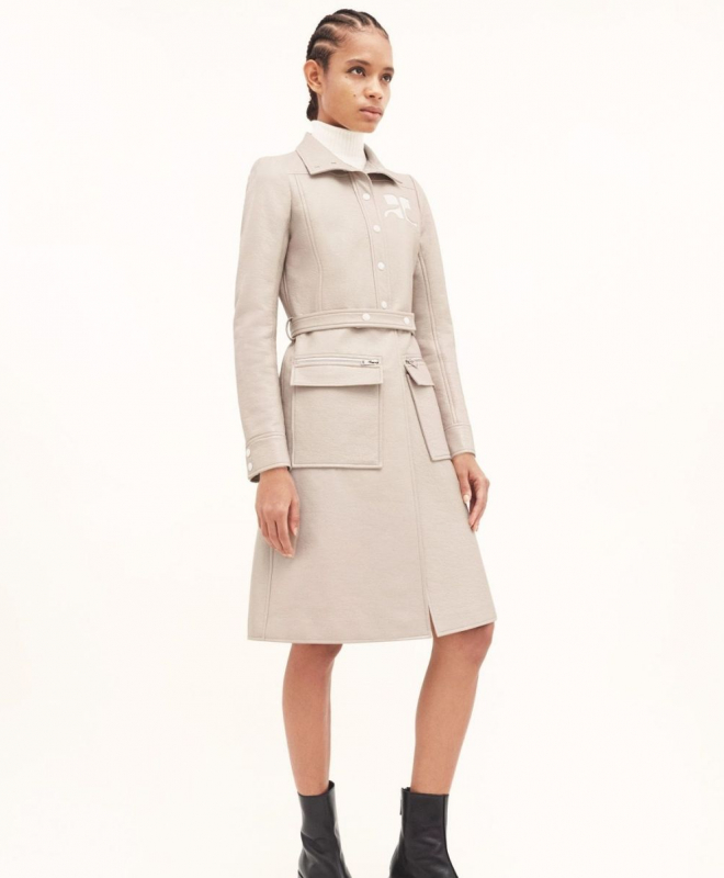 Location Trench Courreges 2
