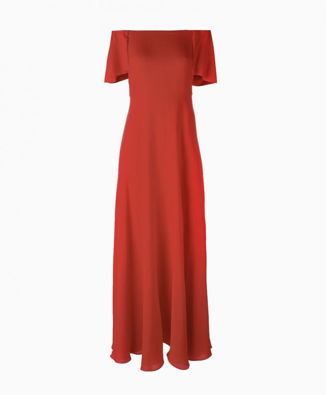 Location robe Valentino Red 1