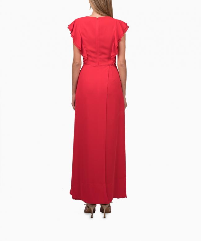BCBG long dress rental Marbelle. 3
