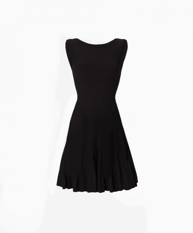 ALAIA dress rental Corolle Black. 1