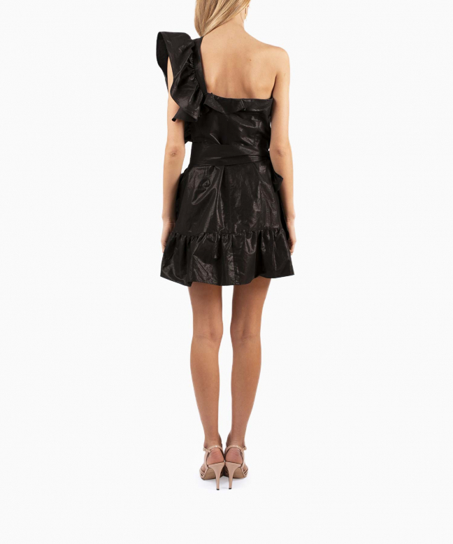 Location robe Isabel Marant Lavern Noire 3