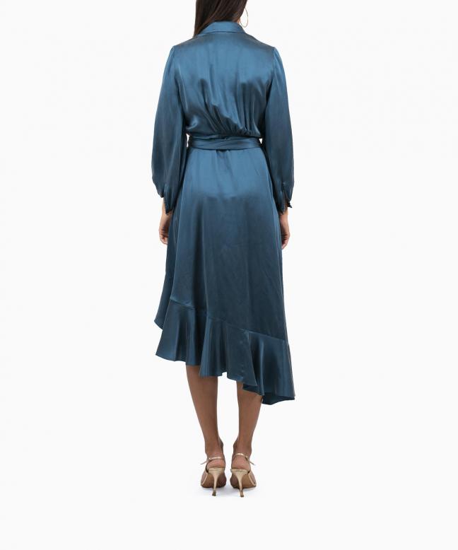Location robe ZIMMERMANN Turquoise 3