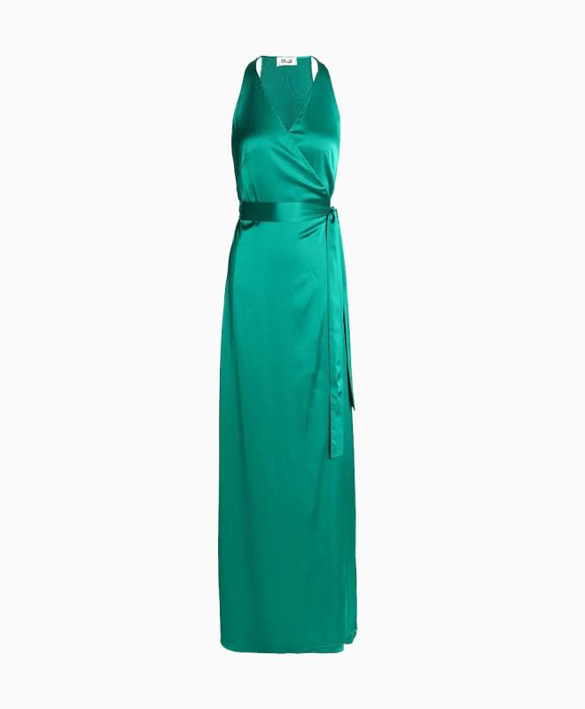 Location robe Diane Von Furstenberg Paola Wrap 1
