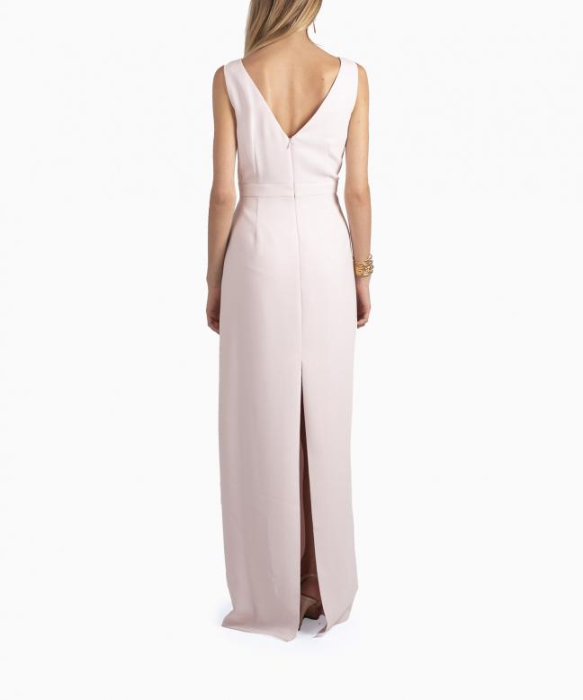 KARL LAGERFELD long dress rental Lace Plunge. 3