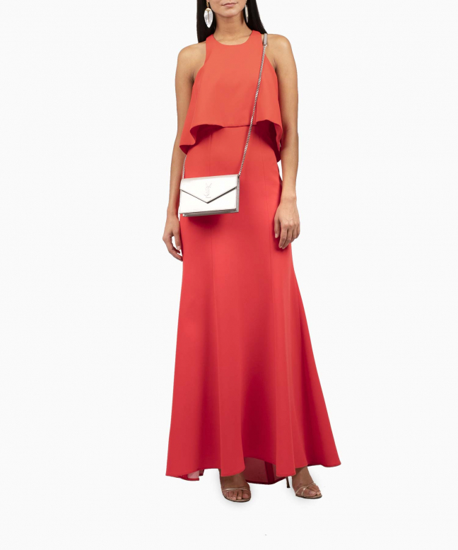 Location robe BCBG Corail 4
