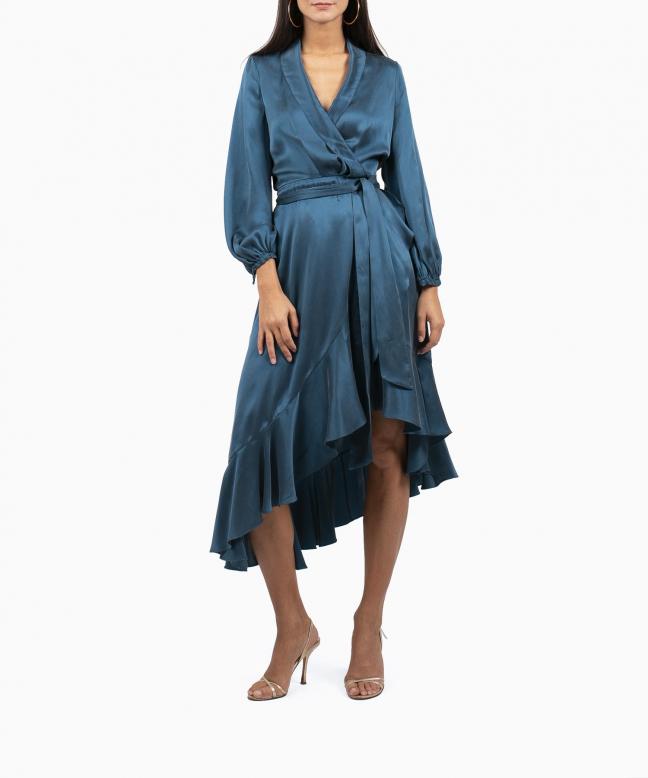 Location robe ZIMMERMANN Turquoise 4