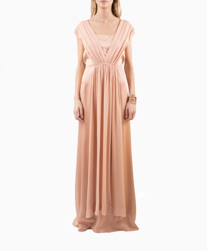MAX MARA long dress rental Paolina. 2