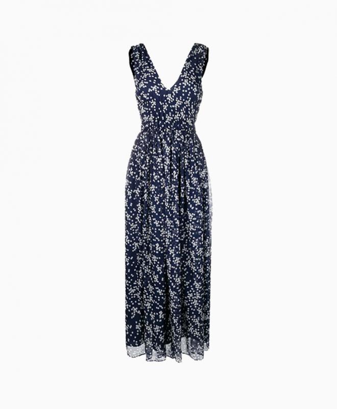 Location robe Parosh Starlight Blue 1