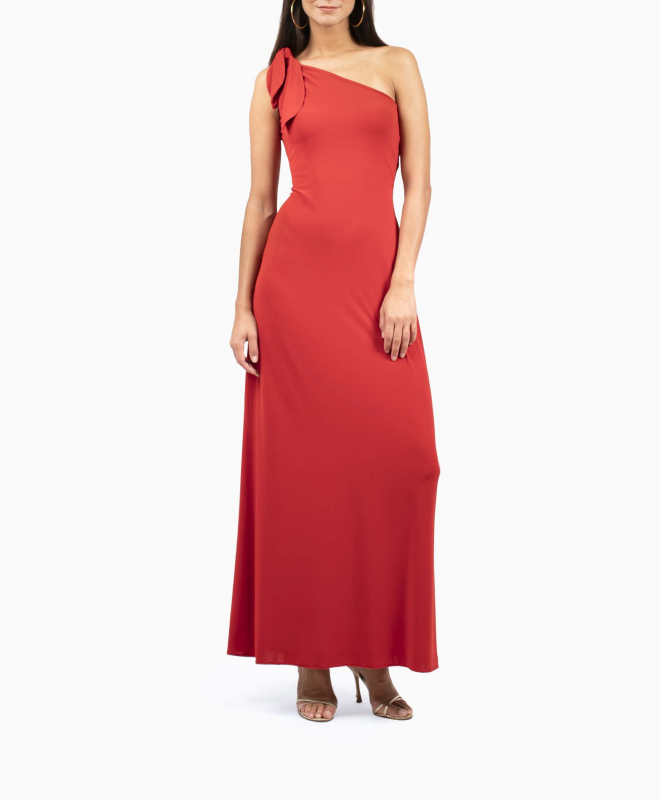 RALPH LAUREN long dress rental Corvette. 4