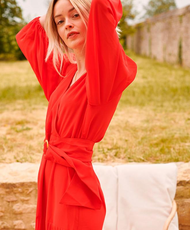 Location Robe Bardot 3