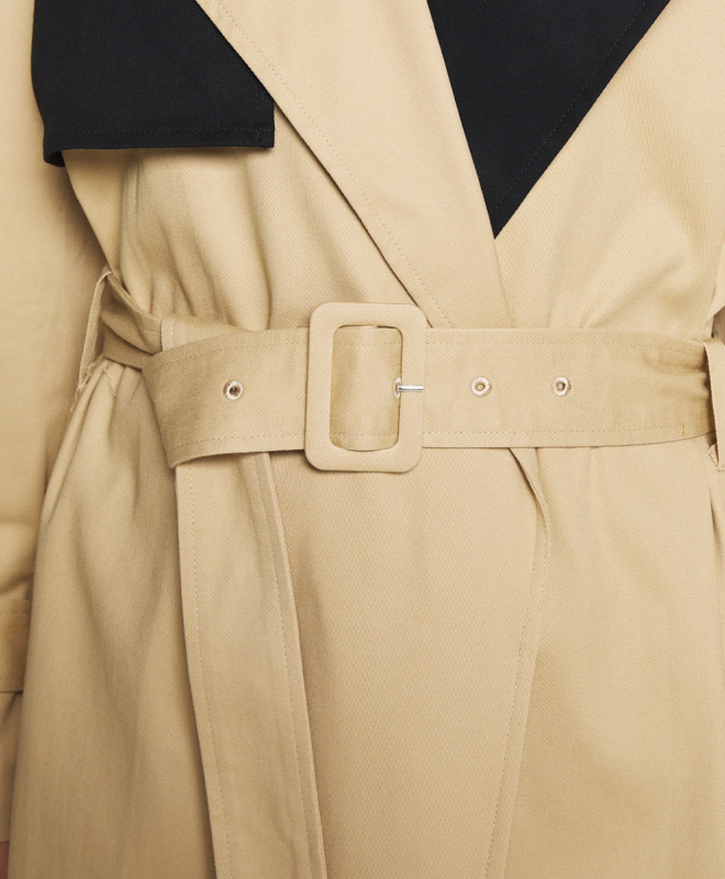 Location Trench Who What Wear 7