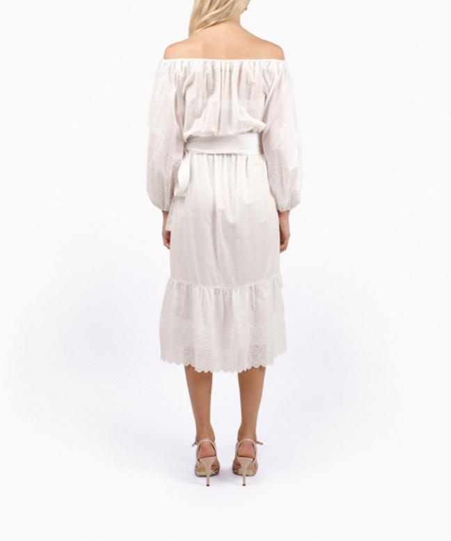 Location robe VANESSA BRUNO Brodée 3
