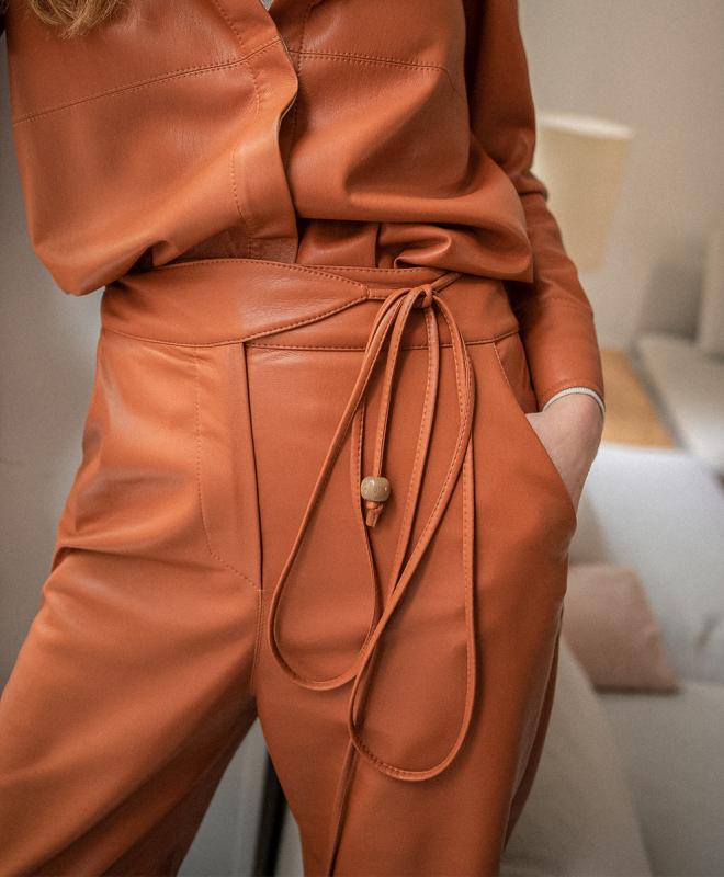 Location  pantalon Nanushka 1