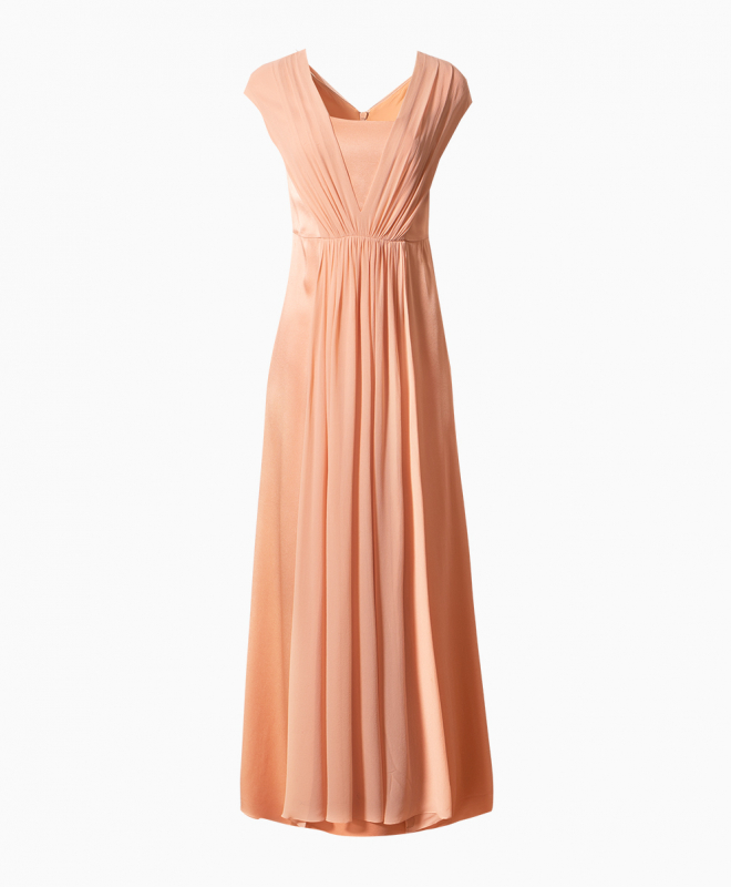 MAX MARA long dress rental Paolina. 1
